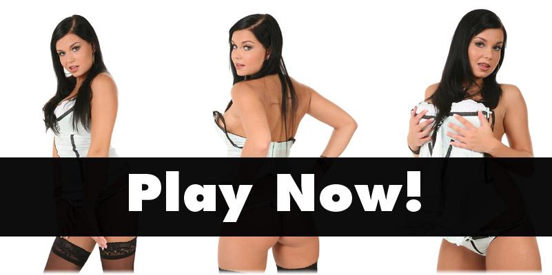 Victoria Blaze in sexy undies